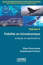 Dernières parutions sur Sciences industrielles, Fiabilité en biomécanique t.4