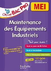 Souvent acheté avec Cahier n° 5 Exercices rapides de dessin industriel, le Fiches Bac Pro MEI, maintenance des équipements industriels