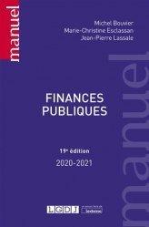 Dernières parutions dans Manuels, Finances publiques