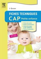 Souvent acheté avec Guide de la petite enfance, le Fiches techniques - CAP Petite enfance