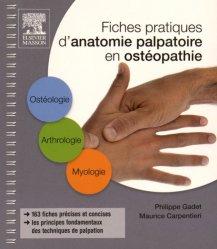 Souvent acheté avec Atlas d'anatomie Promethée 3, le Fiches pratiques d'anatomie palpatoire en ostéopathie