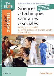 Dernières parutions sur Bac ST2S, Fiches d'activités - Sciences et techniques sanitaires et sociales - Tale ST2S