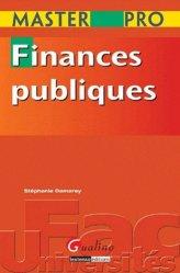 Dernières parutions dans Master pro, Finances publiques