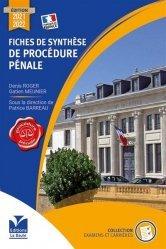 Dernières parutions sur Autres ouvrages de droit pénal, Fiches de synthèse de droit pénal général