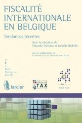 Dernières parutions dans CRIDES-Jean Renauld, Fiscalité internationale en Belgique. Tendances récentes