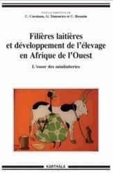 Dernières parutions dans Hommes et Sociétés, Filières laitières et développement de l'élevage en Afrique de l'Ouest