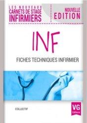 Dernières parutions dans Les nouveaux carnets de stage infirmiers, Fiches - Fiches techniques