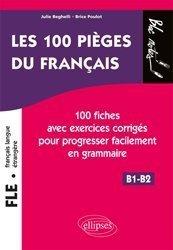 Dernières parutions dans Bloc notes, FLE les 100 pièges du français