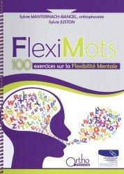 Dernières parutions sur Orthophonie, FlexiMots