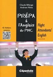 Dernières parutions sur PNC, Flight Attendants' English