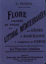 Dernières parutions sur Flores méditerranéennes, Flore coloriée de poche du littoral méditerranéen