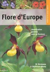 Souvent acheté avec Poissons des lacs naturels français, le Flore d'Europe
