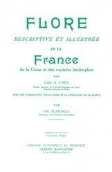 Souvent acheté avec Guide des plantes des villes et des villages, le Flore descriptive et illustrée de la France de la Corse et des contrées limitrophes (3 volumes)