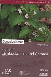 Dernières parutions sur Flores étrangères, Flora of Cambodia, Laos and Vietnam - Volume 36, Convolvulaceae