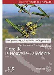 Dernières parutions sur Sciences de la Vie, Flore de la Nouvelle-Calédonie