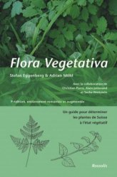 Dernières parutions sur Sciences de la Vie, Flora Vegetativa