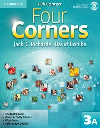 Dernières parutions dans Four Corners, Four Corners Level 3 Full Contact A with Self-study CD-ROM