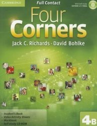 Dernières parutions dans Four Corners, Four Corners Level 4 Full Contact B with Self-study CD-ROM
