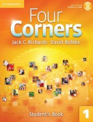 Dernières parutions dans Four Corners, Four Corners Level 1 - Student's Book with Self-study CD-ROM and Online Workbook Pack