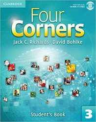 Dernières parutions dans Four Corners, Four Corners Level 3 - Student's Book with Self-study CD-ROM and Online Workbook Pack