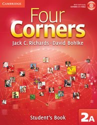 Dernières parutions dans Four Corners, Four Corners Level 2 Student's Book A with Self-study CD-ROM and Online Workbook A Pack