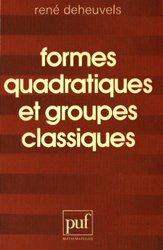 Souvent acheté avec Le calcul différentiel, le Formes quadratiques et groupes classiques