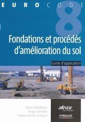 Dernières parutions sur Géotechnique, Fondations et procédés d'amélioration du sol
