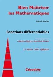 Dernières parutions sur Calcul différentiel, Fonctions différentiables