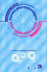 Souvent acheté avec La préparation en un tour de main, le Formes pharmaceutiques pour application locale