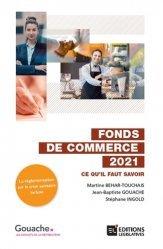 Dernières parutions sur Baux commerciaux, Fonds de commerce