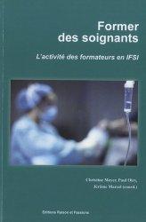 Dernières parutions sur Médecine, Former des soignants. L'activité des formateurs en IFSI https://fr.calameo.com/read/005884018512581343cc0