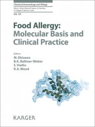 Dernières parutions sur Allergologie, Food Allergy: Molecular Basis and Clinical Practice