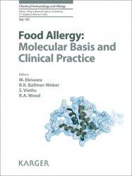 Dernières parutions sur Allergologie, Food Allergy: Molecular Basis and Clinical Practice