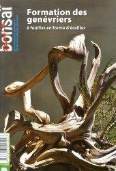 Dernières parutions sur Bonsaïs, Formation des genévriers à feuilles en forme d'écailles