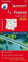 Dernières parutions dans National, France Sud-Ouest. 1/500 000, Edition 2020