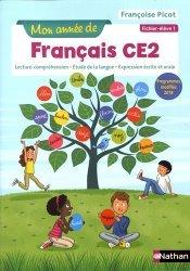 Dernières parutions sur Méthodes de langue, Français CE2 Mon année de français