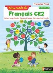 Dernières parutions sur Français, Français CE2 Mon année de français