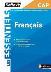 Dernières parutions dans Réflexe, Français CAP Réflexe. Edition 2019