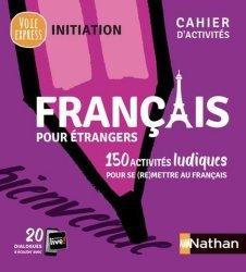 Dernières parutions dans Voie express Initiation Cahier d'activités, Français pour étrangers