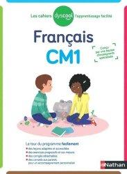 Dernières parutions sur Méthodes de langue, Français CM1 Les cahiers Dyscool