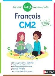 Dernières parutions sur Méthodes de langue, Français CM2 Les cahiers Dyscool