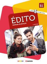 Dernières parutions dans edito, Français langue étrangère Edito 2e Ed.