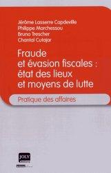 Dernières parutions dans Pratique des affaires, Fraude et évasion fiscales : état des lieux et moyens de lutte