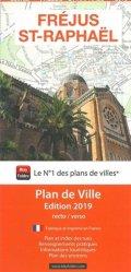 Dernières parutions sur Provence-Alpes-Côte-d'Azur, Fréjus, Saint-Raphaël. 1/12 000, Edition 2019