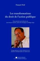 Dernières parutions dans Etudes, François Féral. Les transformations du droit de l'action politique