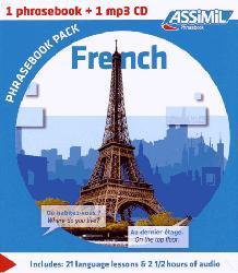 Dernières parutions sur Guides de conversation, French Phrasebook Pack