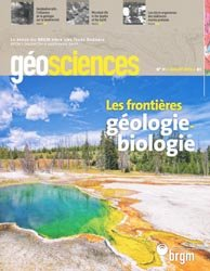 Souvent acheté avec Géo tourisme en Finistère, le Frontières géologie - biologie
