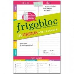 Dernières parutions sur Vie de famille, FrigoBloc 365 menus de la semaine