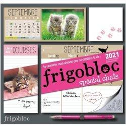 Nouvelle édition Frigobloc spécial chats. Edition 2021