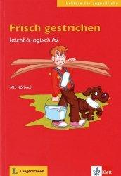 Dernières parutions sur Lectures simplifiées en allemand, FRISH GESTRICHEN A2